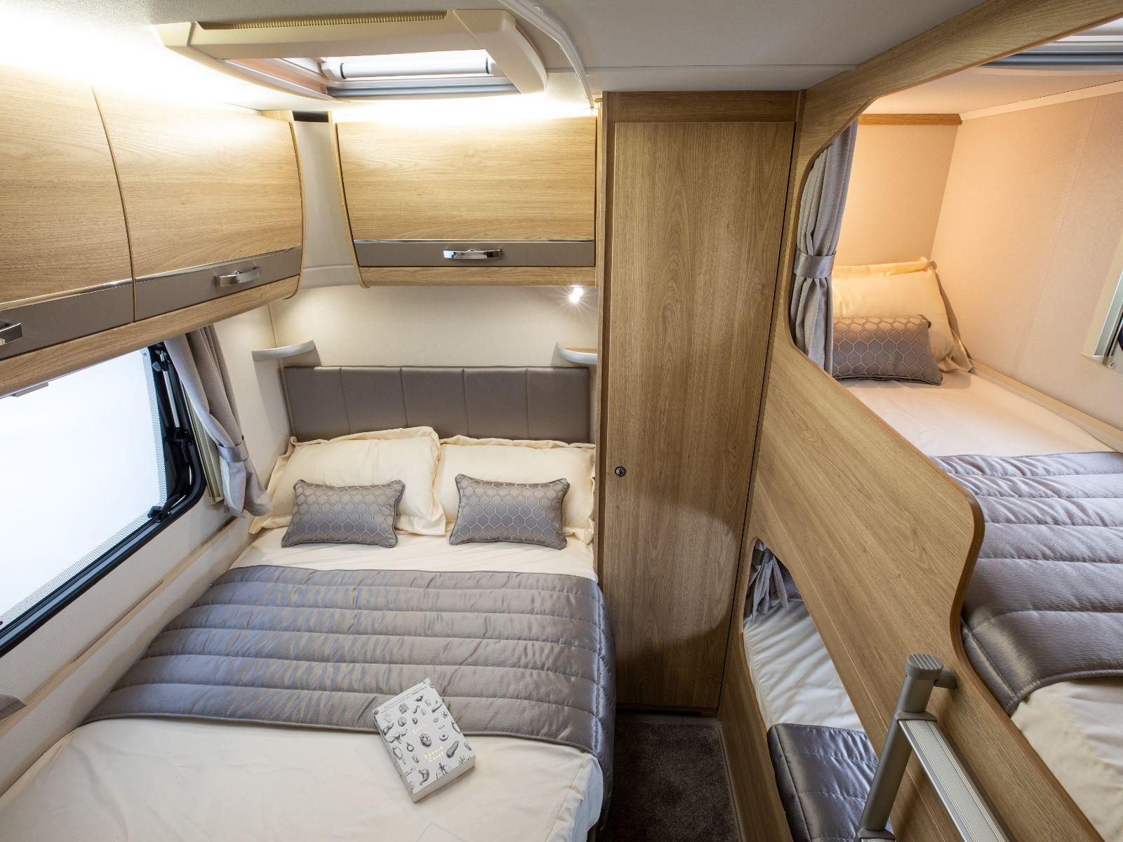 Avante 868 - 6 Berth Caravan | Avante Caravan Range