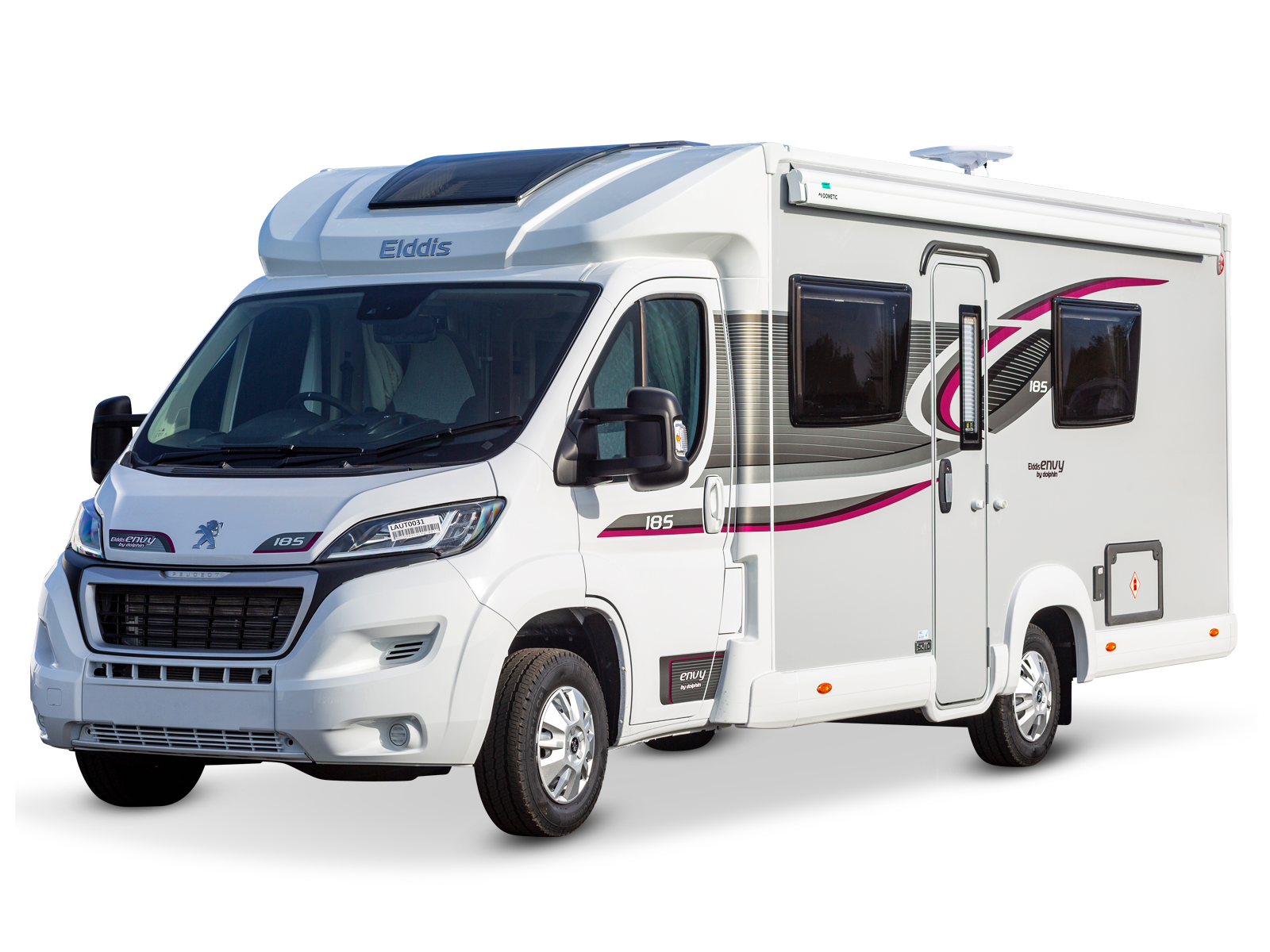 Envy Motorhome by Elddis
