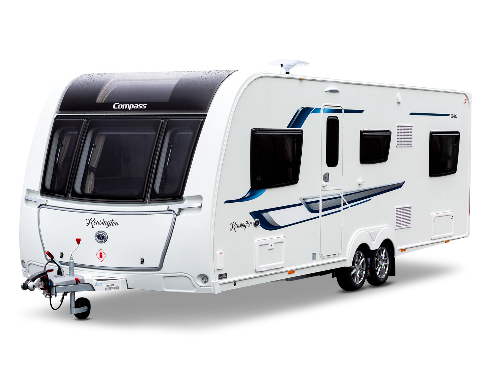 Kensington Caravan by Compass Exterior