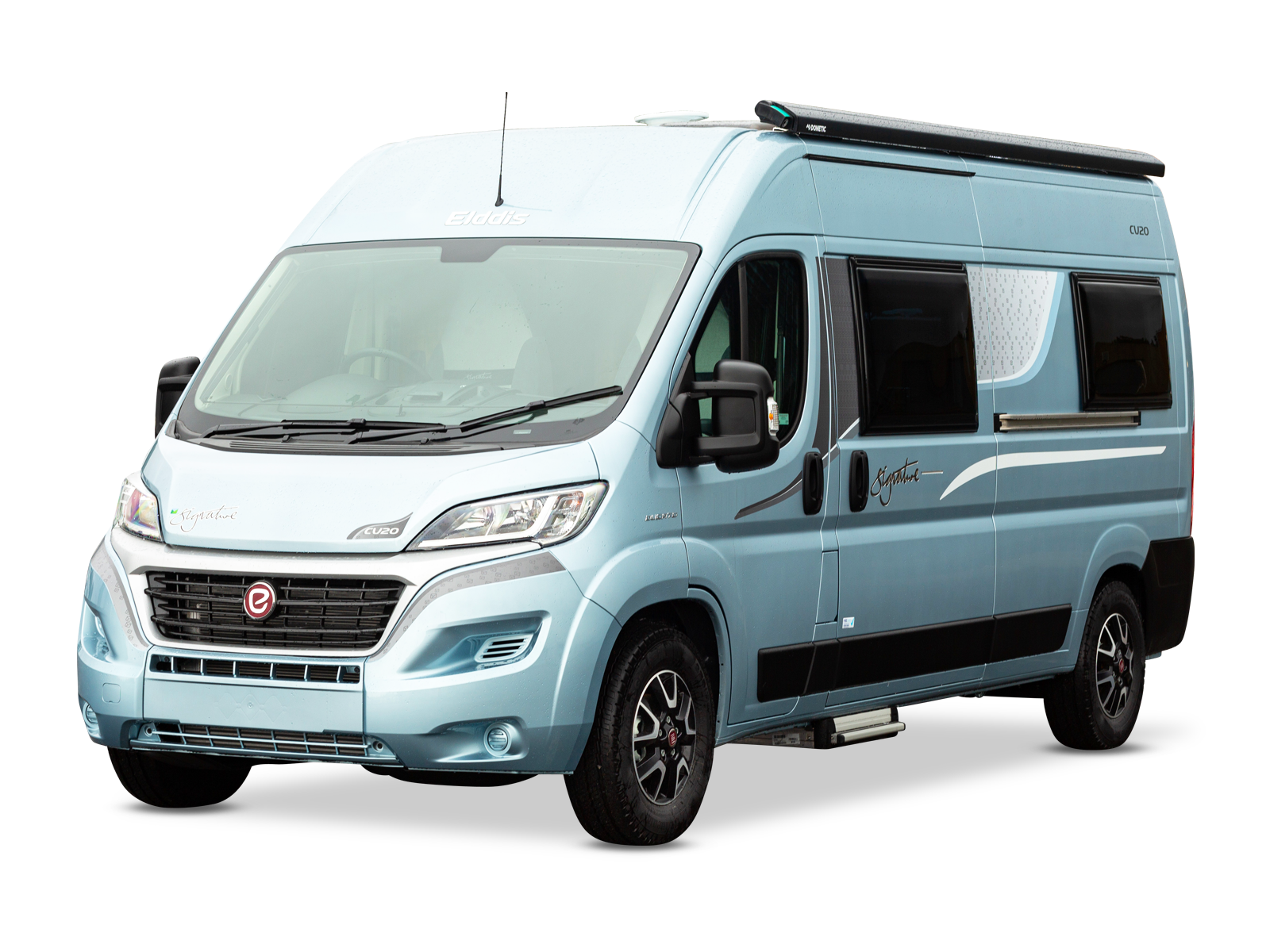 Signature Campervan by Elddis Exterior