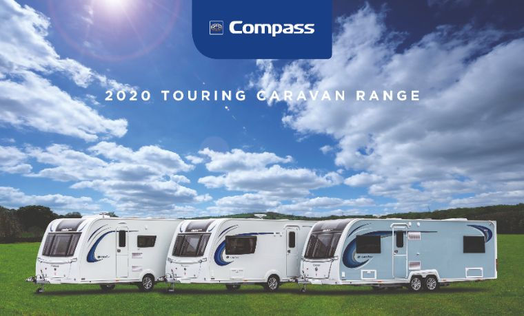 compass touring caravan brochure